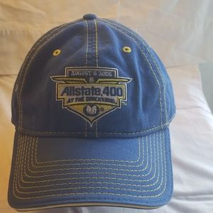 Vintage Brickyard 400 hat 8/6/2006